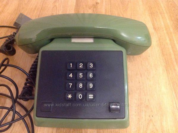 Телефон проводной кнопочный