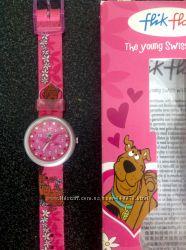 Швейцарские часы flik flak детские