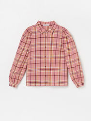 Продам стильную рубашку блузку Reserved  7-8 лет
