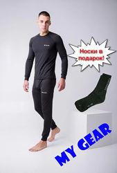 Термобелье Columbia мужское OMNI-HEAT  носки в подарок