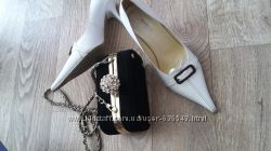 Классические свадебные туфли р 37