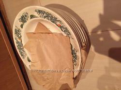 Новые глубокие тарелки