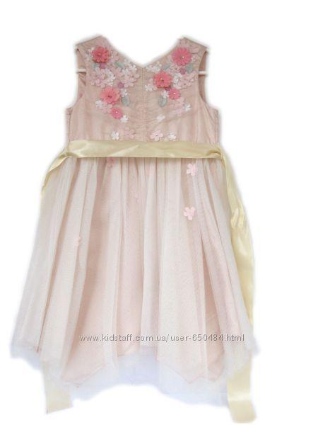 Шикарное платье на выпускной в сад