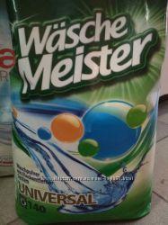 Немецкий стиральный порошок Wasche Meister 10, 5 кг