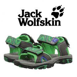 Сандалии Jack Wolfskin, 31 разм, стелька 20 см.