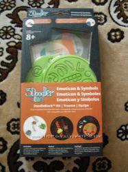 Наборы стержней с формами к 3D-ручке 3Doodler Start. Смайлики и Динозавры