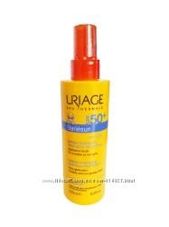 Солнцезащитный спрей Uriage для детей SPF50 200 мл наличие Защита от солнца