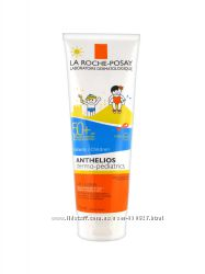 Детский Солнцезащитный Лосьон и Спрей La Roche-Posay SPF50 крем молочко