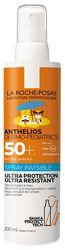 Детский Солнцезащитный Лосьон и Спрей La Roche-Posay SPF 50 крем молочко