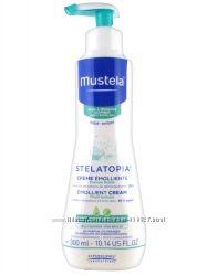 Смягчающий крем Mustela Stelatopia для сухой и атопической кожи в наличии