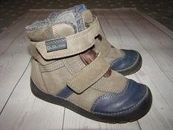 Кожаные ботинки DDStep 28 размер