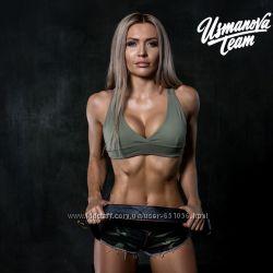 Екатерина Усманова Интенсив Март 2018 на все группы мышц в короткее сроки