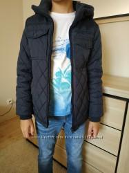 Стёганая куртка Zara 9-10