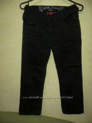 Джинсовые черные брюки р. 140 Cool Club