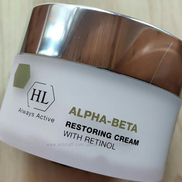 Распив Restoring Cream Alpha-Beta&Retinol Holy Land