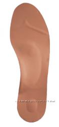 Ортопедические стельки  кожаные 35-44р