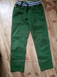 Модные джинсы Merciato для мальчика. Состояние новых.