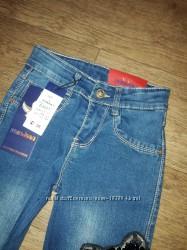Фирменные джинсы Merkiato, 116, 122, 128, 134,