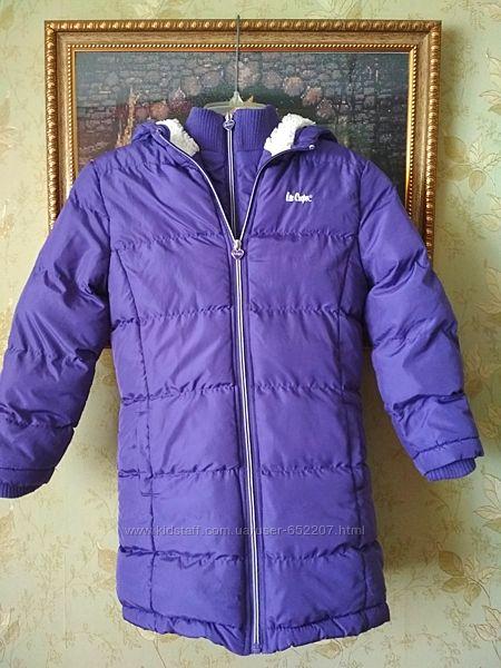 Куртка-пальто на зиму
