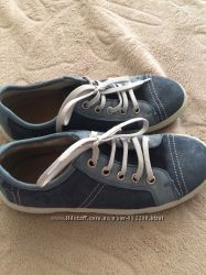 Туфлі кеди шкіра р. 3