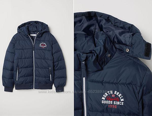 Новая демисезонная куртка НМ 8-9лет