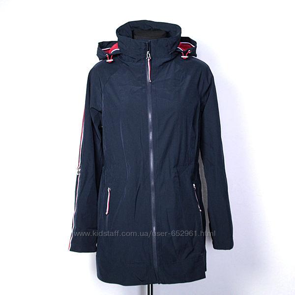 Супер скидка Tommy Hilfiger куртка-анорак р. S-M оригинал из США