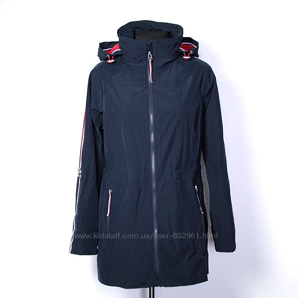 Супер скидка Tommy Hilfiger куртка-анорак р. S-М оригинал из США