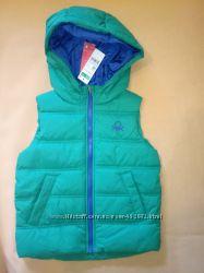 Жилетка, жилет, куртка, Benetton 110р