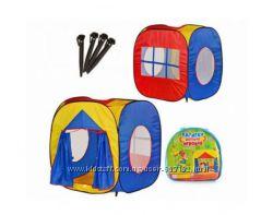 Детская игровая палатка, большой выбор