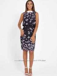Шикарное Новое Платье от Rochelle Humes в размере S, M