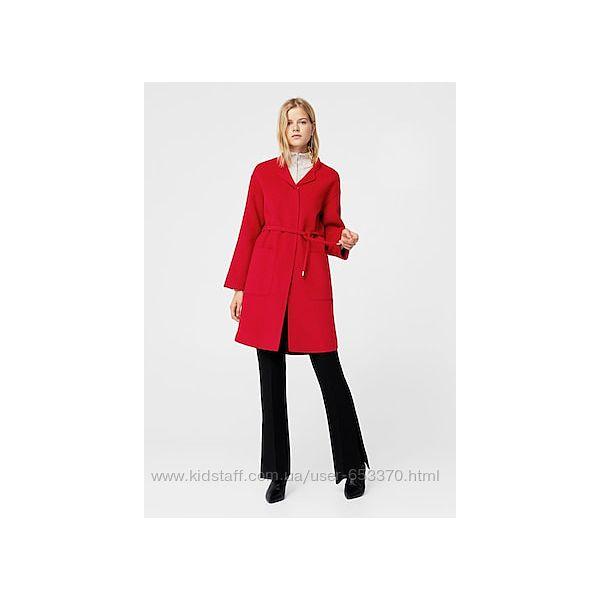 Демисезонное пальто MANGO р S