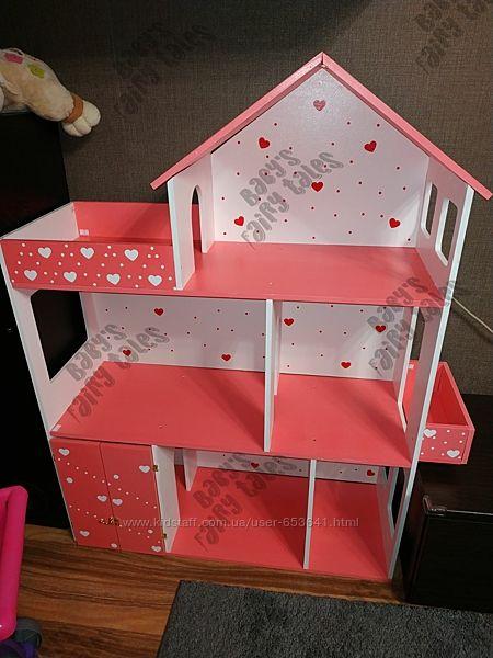 Кукольный домик Барби ЛОЛ