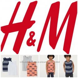 Майки для мальчиков H&M