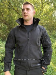 Куртка мужская Soft Shell ESDY Black