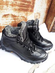 Ботинки Комбат Зима кожа, 36-46 размеры