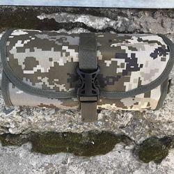 Военный насессер косметичка Пиксель ЗСУ