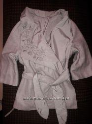 Дизайнерское двухстороннее пальто SOLH 46-48