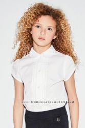 Блузка Next   р 6, 7, 8, 9 белая