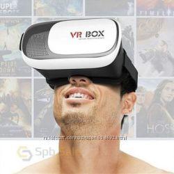 Очки виртуальной реальности VRBOX 2 с пультом управления
