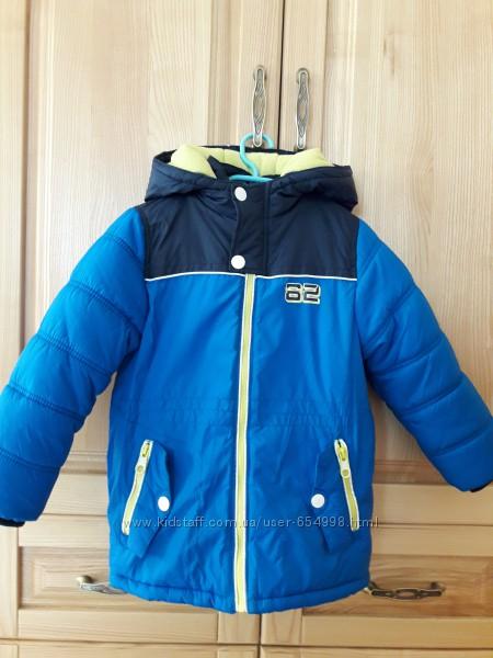 Куртка зимова LC WAIKIKI р. 98-104