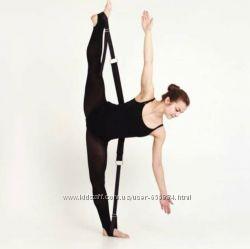 Ремень для растяжки шпагатов, стретчинг, йога