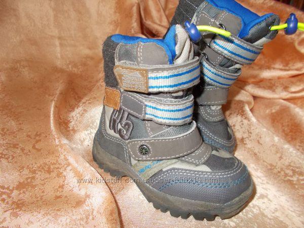 термо-ботинки Next