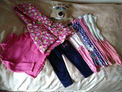 Комплект одягу для дівчинки 86-92