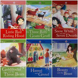 Книги на английском для детей. Любимые сказки