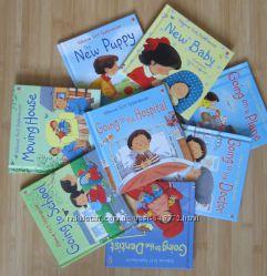 Usborne First Experience Детские книги на английском