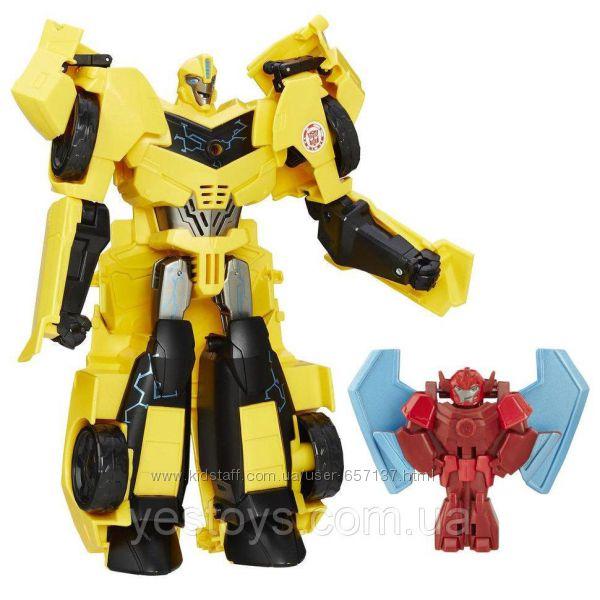 Hasbro Transformers Bumblebee Трансформер Бамблби с миниконом