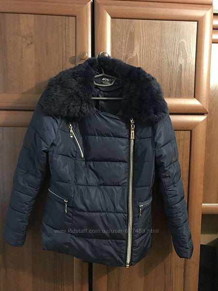 Куртка, с мехом кролика