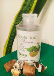 Очищающие средство 3W CLINIC Green Tea