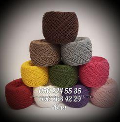 Продам пряжа для вязания хлопок
