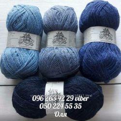 Пряжа Vivchari вивчари Colored Wool